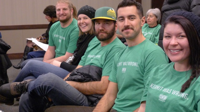 EcoProducts at Boulder City Council June 2015