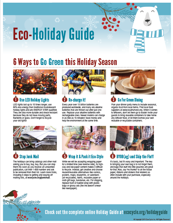 holiday guide, full