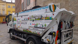 Parma's Eco-wagon