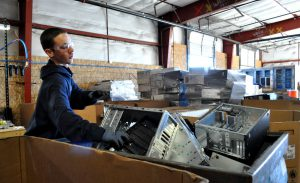 BlueStar electronics recycling